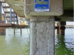 TL số 15 - Sửa chữa cọc BTCT vùng thủy triều bằng PP điện hóa