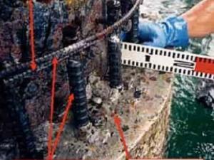 Tl số 30 - Thi công gia cố kết cấu dưới nước