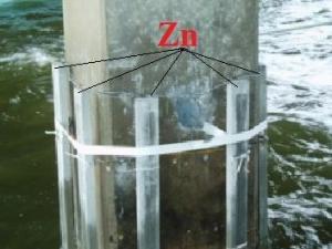 TL số 27 - Gia cố cọc BTCT vùng thủy triều bằng thanh FPR và điện hóa