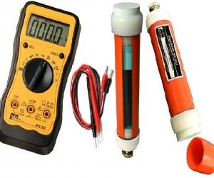 Thiết bị đo điện thế ăn mòn của thép